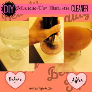 Beauty Tipp before after