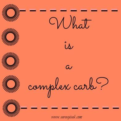 complex carb